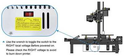 Voltage Switch Power Supply   1